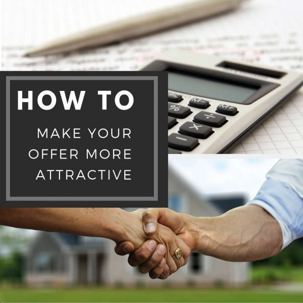 , How to Make Your Purchase Offer More Attractive to Home Sellers