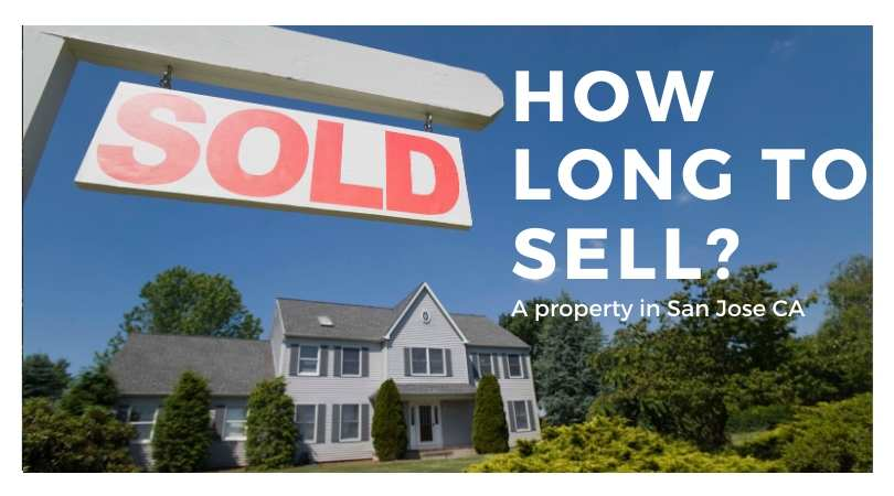 , How Long to Sell A Home in San Jose