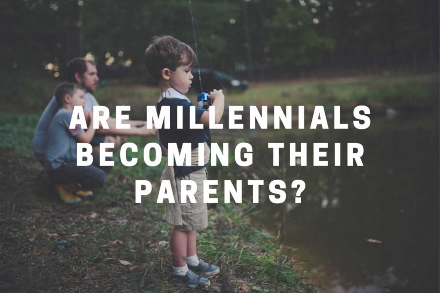 , Are Millennials Becoming Their Parents?