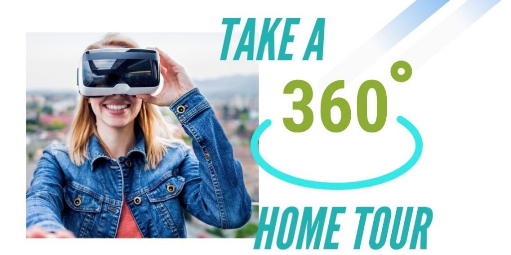 Take a 360 home tour