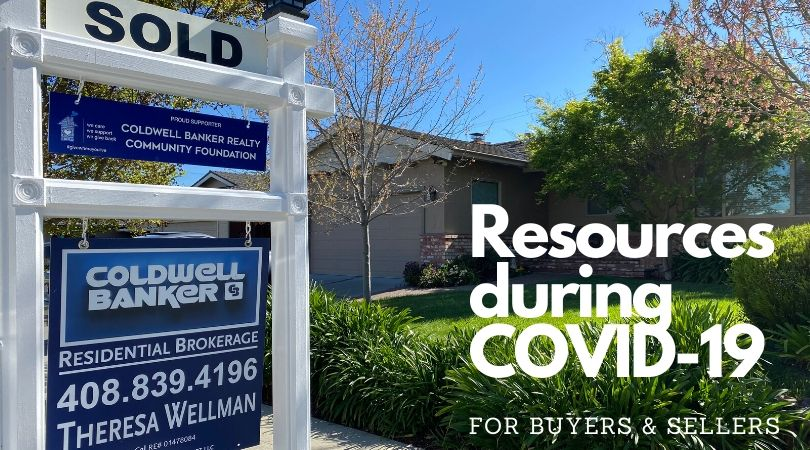 , Homeowner Experience Real Estate and COVID-19 resources
