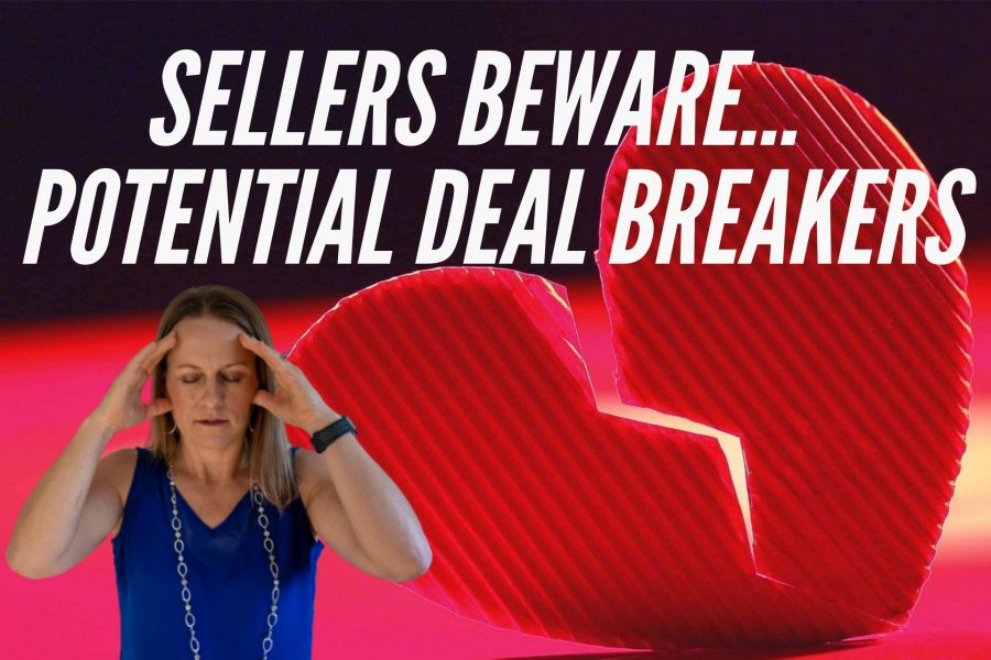 home-selling deal-breakers
