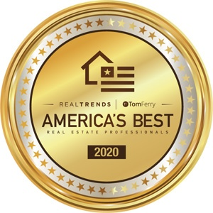 2020 Americas Best Real Estate Agent Seal