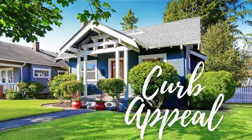 , Curb Appeal Tips for your Property