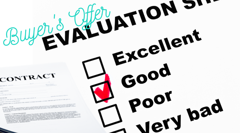 , How to Evaluate a Buyer's Offer When Selling Your Home