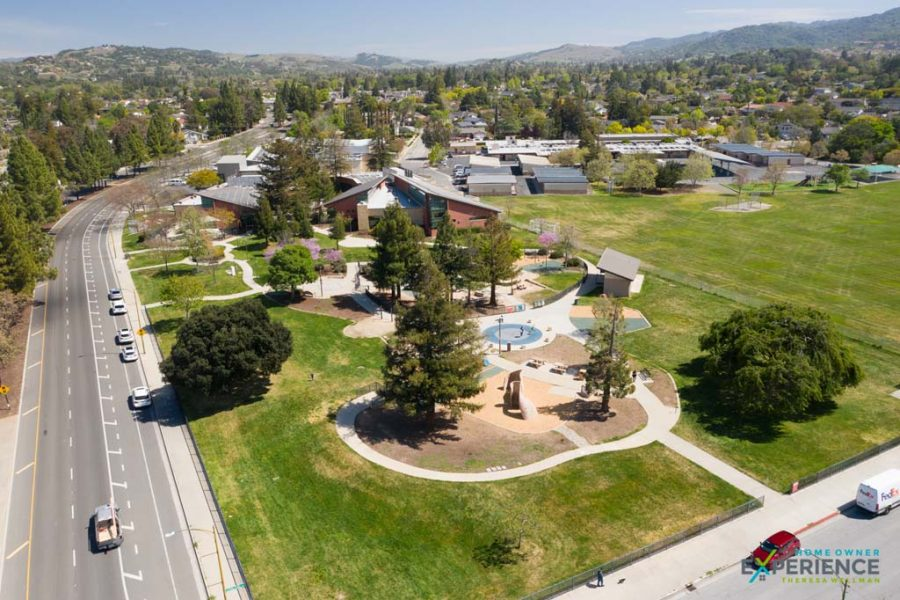Almaden Valley Community Center and Parma Park
