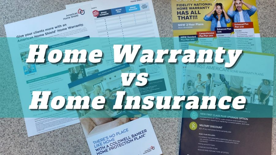 A Home Warranty And Home Insurance: What's The Difference?, A Home Warranty And Home Insurance: What's The Difference?