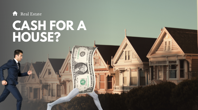 paying cash or a home