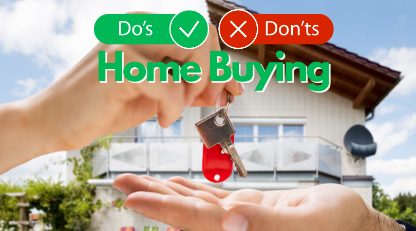 , The Dos and Don'ts of Buying a Home